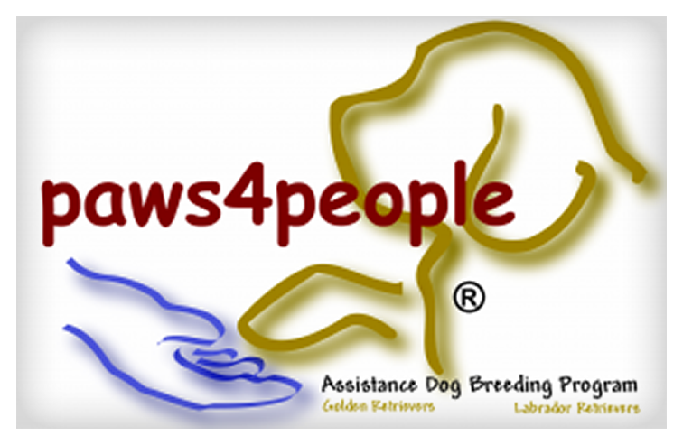 Paws 4 People Logo