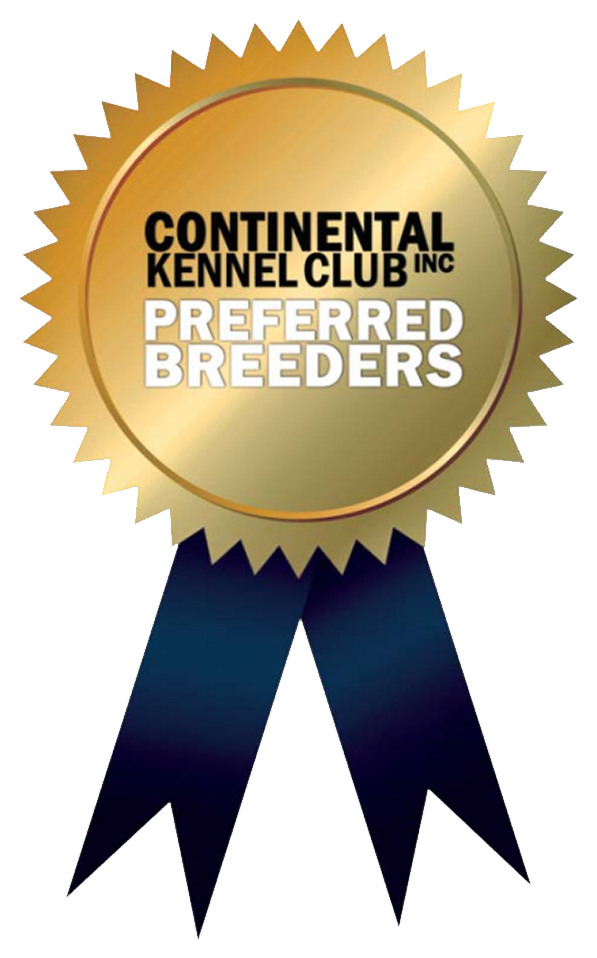 Continental Kennel Club Preferred Breeder